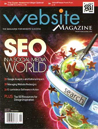 Website Magazine — Hope for print yet.