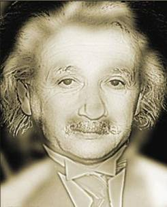 Einstein = Monroe = Sanity Check