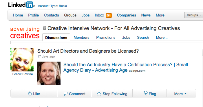 Should Art Directors and Designers Be Licensed?