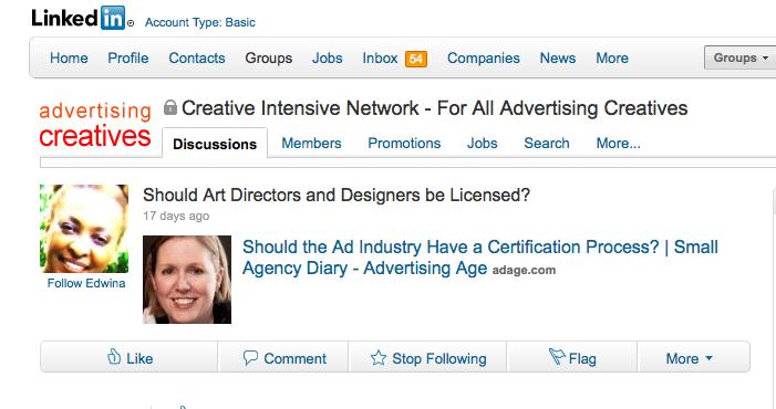Should Art Directors and Designers Be Licensed?