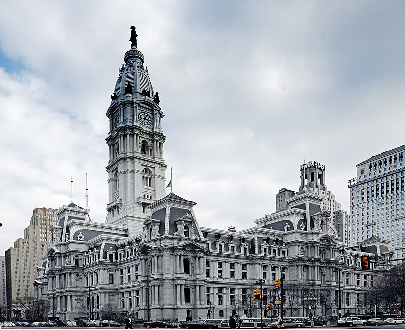 One horse town? Philadelphia is a one party town.