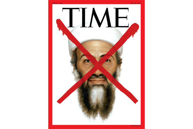 Osama bin Laden out of Time