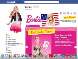 No response to Bald Barbie movement on any Barbie or Mattel pages.