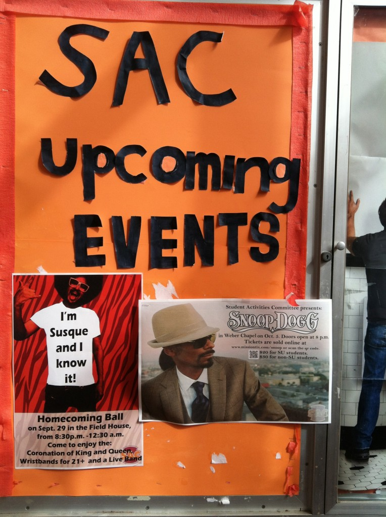 Snoop Dogg is coming to Susquehanna!