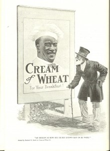 The Cream of Wheat Chef continues to represent the brand long after this awkward racial moment from another time.